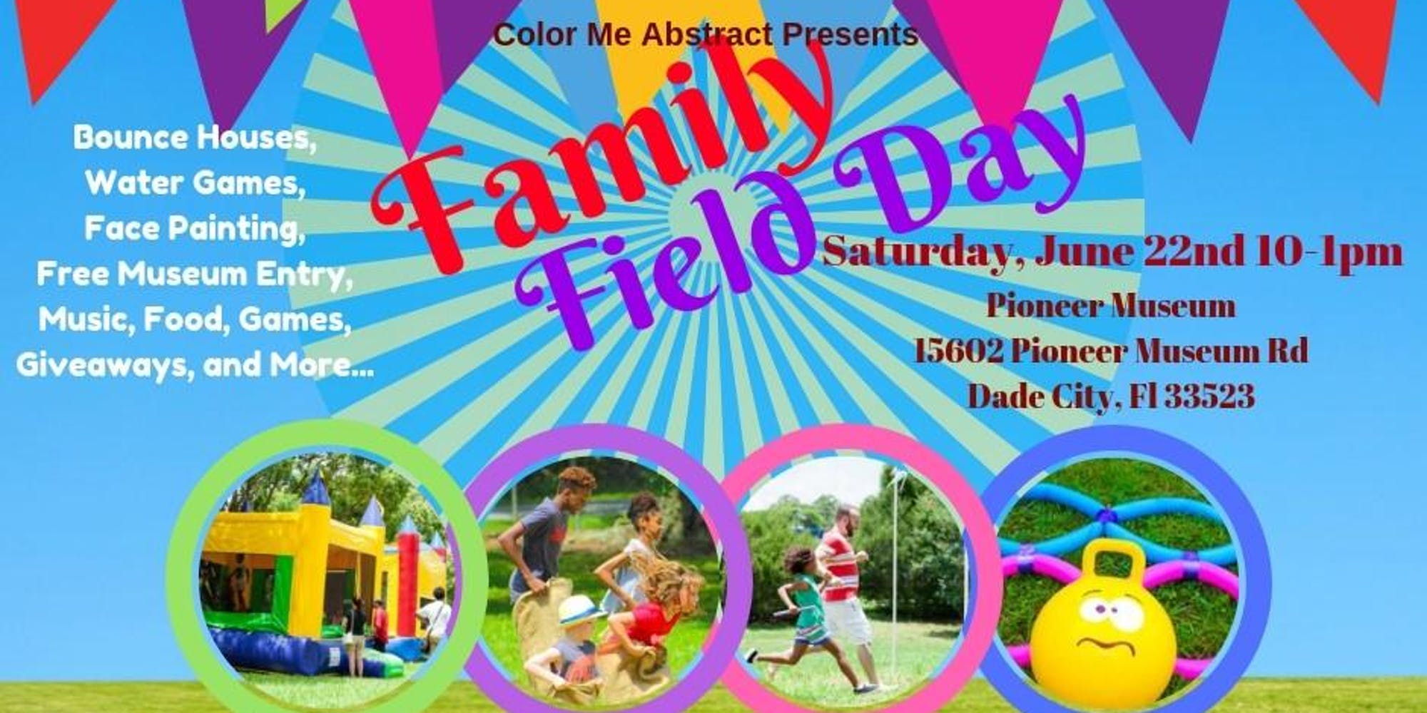 family field day 2019