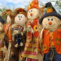 scarecrows cute