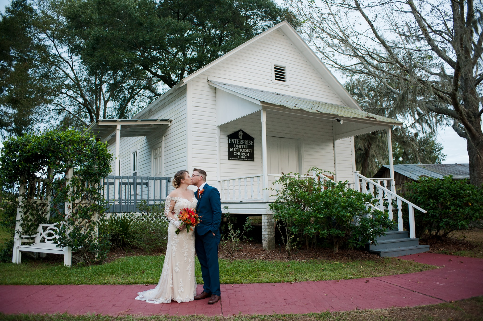 wedding pics by christina strong 2018 8 Church